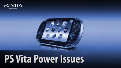 PS Vita - Power Issues Support Trailer