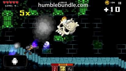 The Humble Mobile Bundle 2 - Trailer