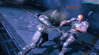 Videoanmeldelse: Batman: Arkham Origins