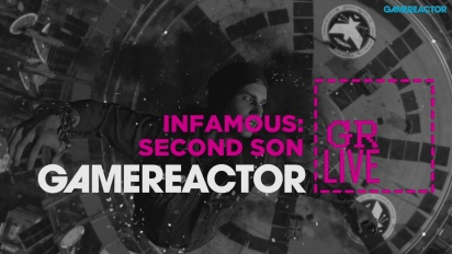 GRTV Live: Infamous: Second Son
