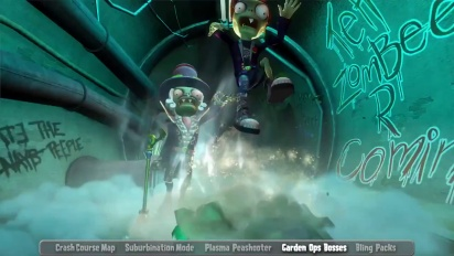 Plants vs. Zombies Garden Warfare - Suburbination Trailer