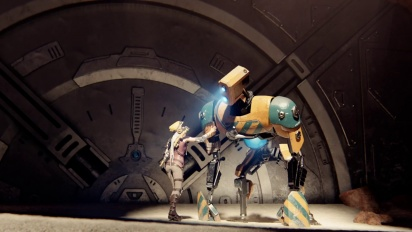 ReCore - E3 2015 Announcement Trailer