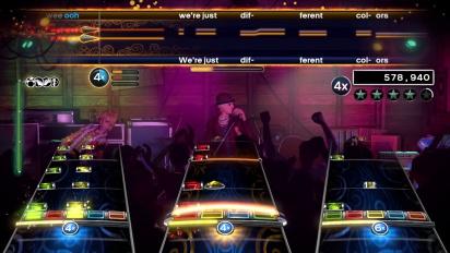 Rock Band 4 - New DLC Dec 15 Trailer