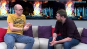 Chronicle: Runescape Legends - James Sweatman-intervju