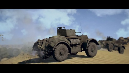 War Thunder - British Ground Forces Trailer