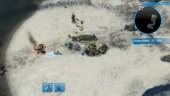 Halo Wars: Definitive Edition - Mission 1 - Alpha Base Gameplay