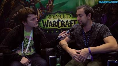 World of Warcraft: Legion - intervju med Morgan Day