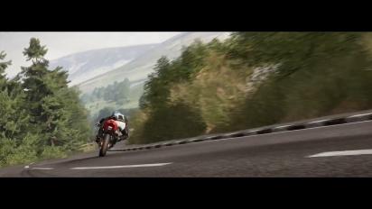 TT Isle of Man - The Rush Trailer