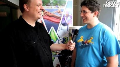 The Sims 3: Seasons & Supernatural-intervju