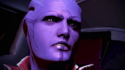 Mass Effect 3 - Omega DLC Trailer