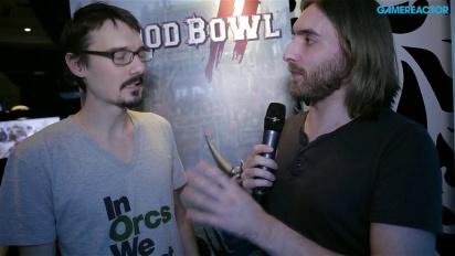 Blood Bowl 2-intervju