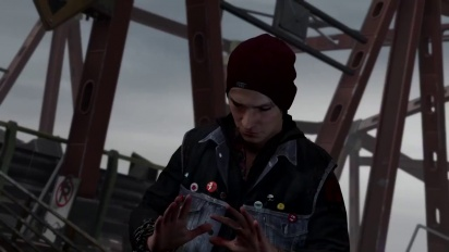 Infamous: Second Son - Powers in the Game Trailer