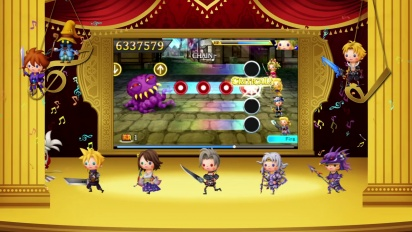 Theatrhythm Final Fantasy: Curtain Call - E3 2014 Trailer