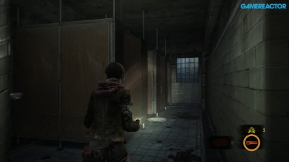Gameplay: Resident Evil: Revelations 2 - First 20 minutes Episode 3 - Claire Redfield