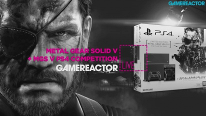GRTV Live: Metal Gear Solid V: The Phantom Pain