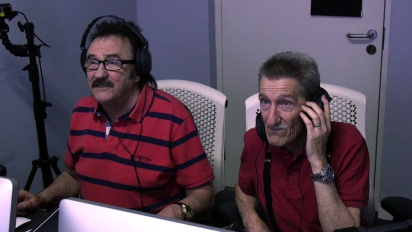 The Chuckle Brothers Play Real-Life Hitman