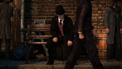 The Testament of Sherlock Holmes - Teaser Trailer