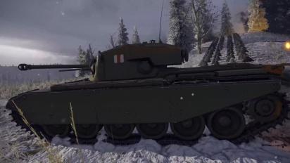World of Tanks - Xbox One X 4K Enhancements
