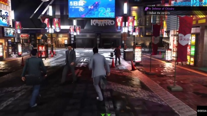 Yakuza 6: The Song of Life - Videoanmeldelse