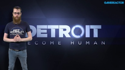 Detroit: Become Human - Dette er Kara (Video#1)