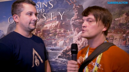 Assassin's Creed Odyssey - Scott Philips Interview
