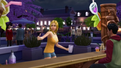 Die Sims 4 - Stories Gameplay Trailer
