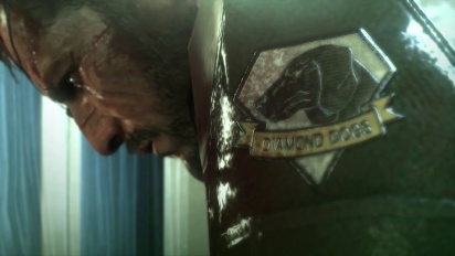 Metal Gear Solid V: The Phantom Pain - E3 2015 trailer