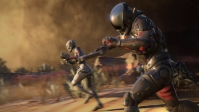 Mass Effect: Andromeda - E3 2015 Announcement Trailer