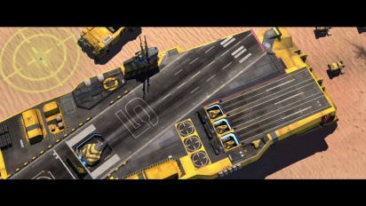 Homeworld: Deserts of Kharak - Announcement Trailer