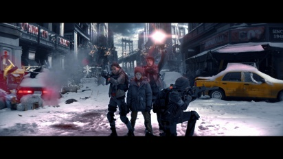 The Division - Silent Night Trailer