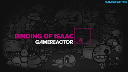 GRTV Live: The Binding of Isaac: Rebirth