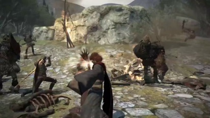 Dragon's Dogma: Dark Arisen - PC Trailer