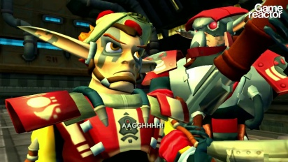 Ti minutter av Jak and Daxter: The Trilogy: Jak II