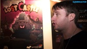 Lost Castle - Iain Garner-intervju