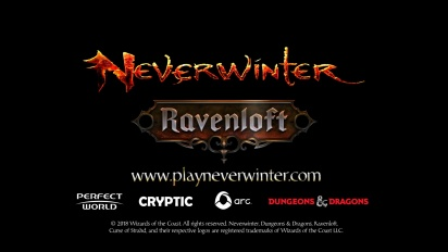 Neverwinter - Ravenloft - Official Announcement Trailer