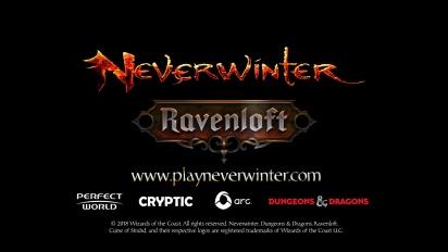 Neverwinter - Ravenloft - Official Announcement Trailer