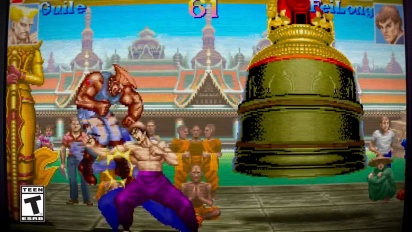 Street Fighter 30th Anniversary Tournament Series Announcement