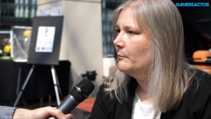 Amy Hennig - Gamelab 2018 Honor Award-intervju