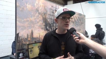 Anno 1800 - Bastian Thun Interview