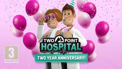 Two Point Hospital   Two Year Anniversary (PEGI)