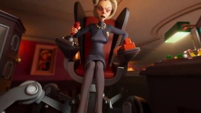 Evil Genius 2: World Domination - Cinematic Trailer