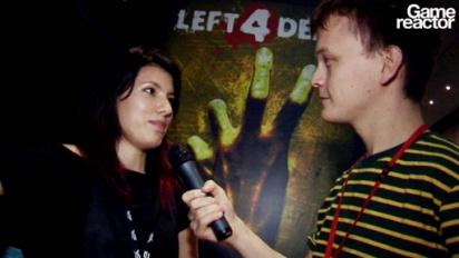 TGS09: Left 4 Dead 2 interview