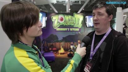 PAX East 13: Zombie Tycoon 2-intervju