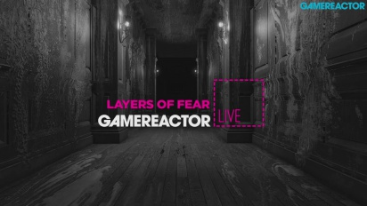 GRTV Live: Layers of Fear