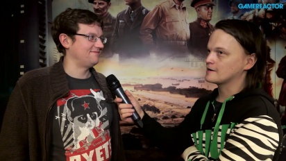 Hearts of Iron IV - Lead Designer-intervju