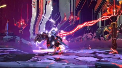 Battleborn: Attikus and the Thrall Rebellion Trailer