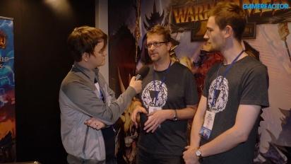 Total War: Warhammer II - Andy Hall & Mark Sinclair-intervju