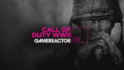 Call of Duty: WWII - Livestream-reprise