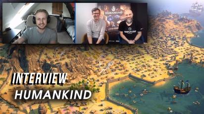 Humankind - Romain de Waubert and Jean-Maxime Moris Interview