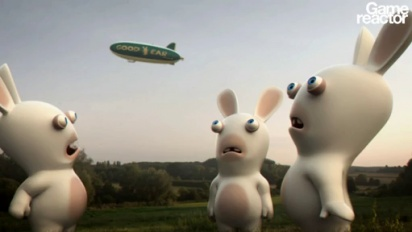 Rabbids Go Home - Failed Attempts Sweetos Trailer